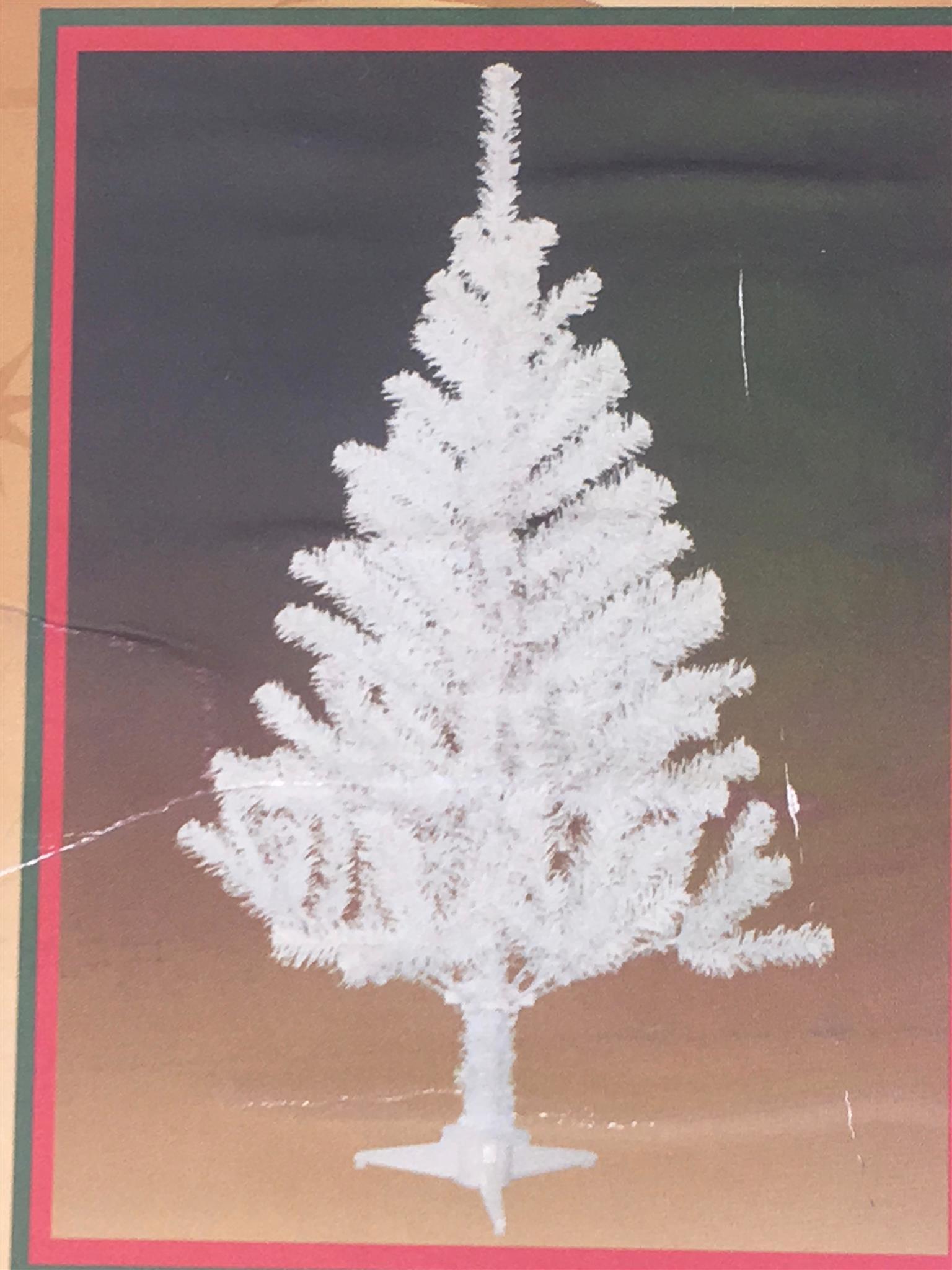 Christmis Tree 120cm White