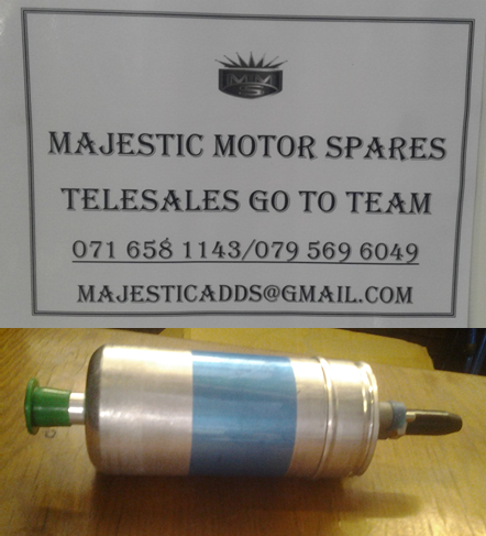 Mercedes benz brand new w124 fuel pumps for sale junk mail for Mercedes benz second hand parts