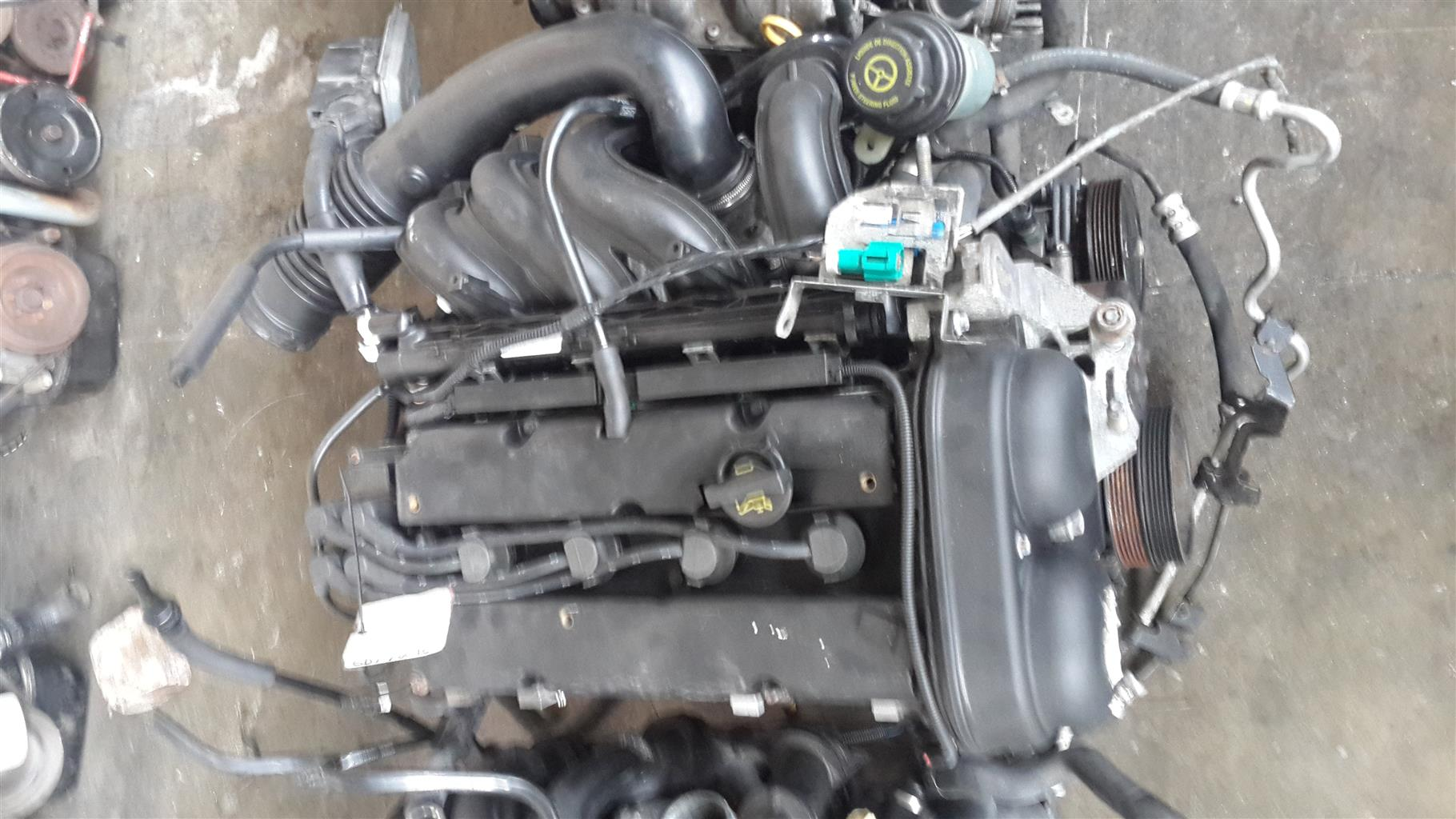 Ford fiesta 1 4 engine for sale