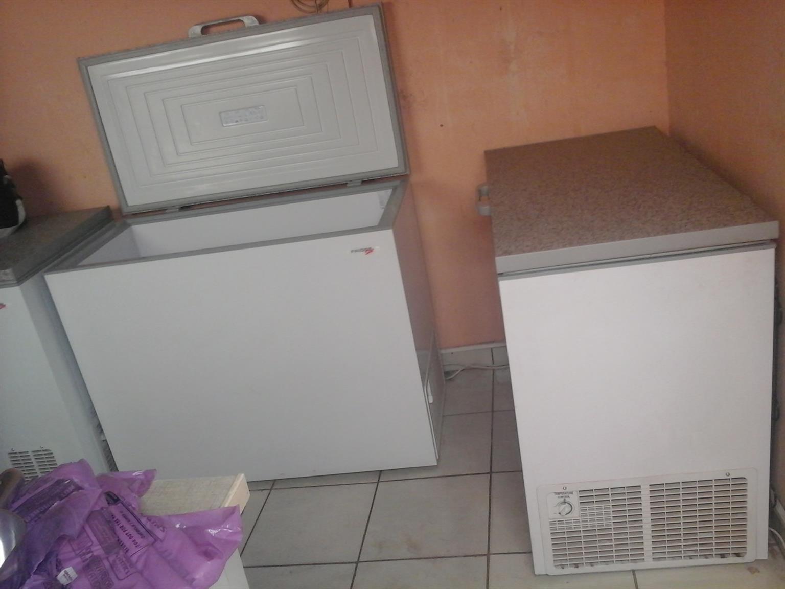 330L Chest Freezer