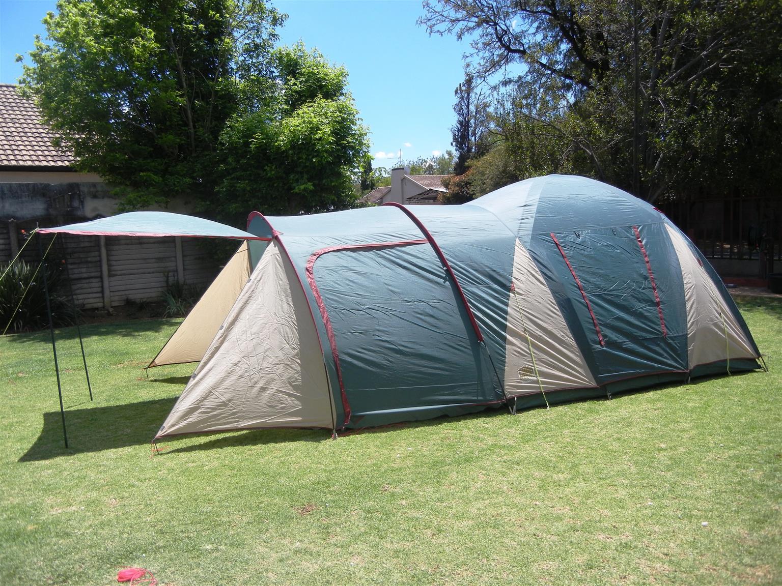 6 Man Campmaster tent
