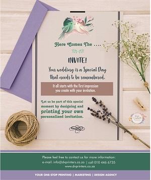 Here comes the ... INVITE!