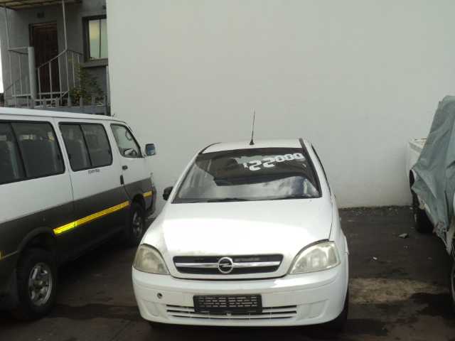 2004 OPEL CORSA BODY WITH PAPERS ONLY R19500