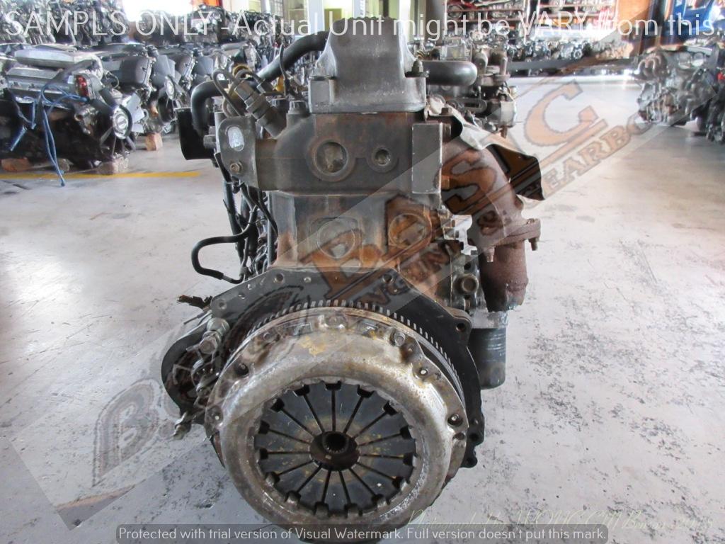 TOYOTA DYNA -1B 3.0L NON-TURBO DIESEL Engine
