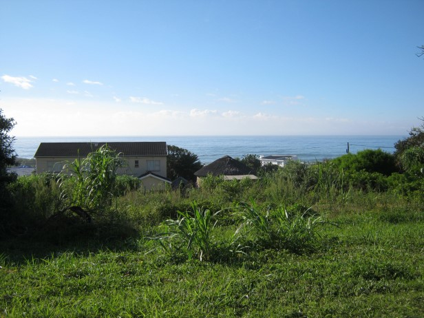 Vacant Land with Stunning Sea Views for sale in Port Edward