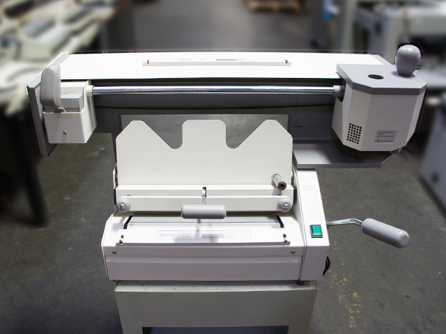 Buy Used 2004 Fastbind Elite Bindery and Finishing Machine