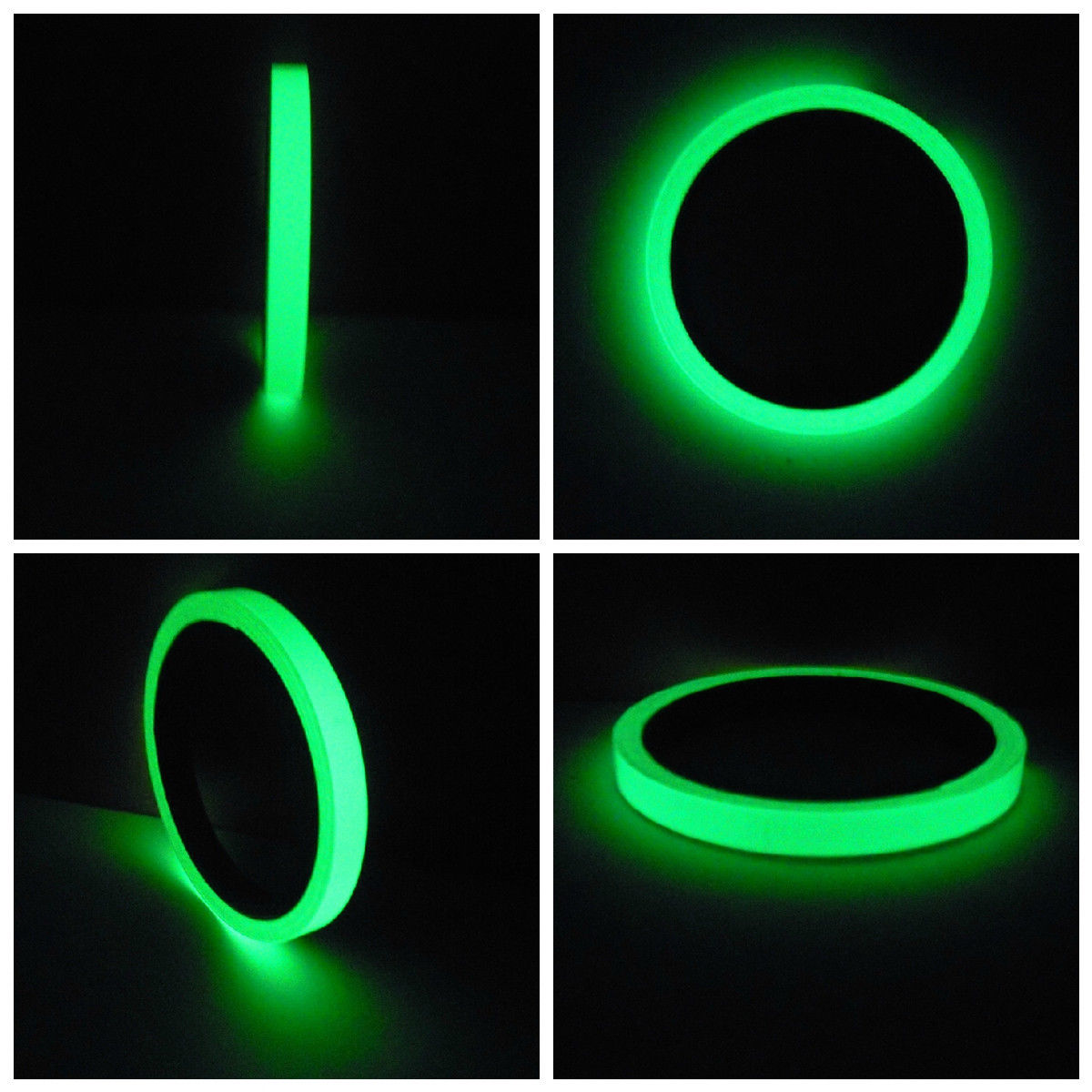 3M SELF-ADHESIVE GLOW IN THE DARK TAPE FOR SALE!! NOW ONLY R60!!