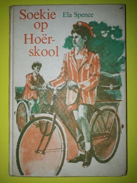 Soekie Op Hoerskool - Ela Spence - Soekie Reeks #5.