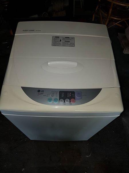 LG Fuzzy Logic 7kg washing machine