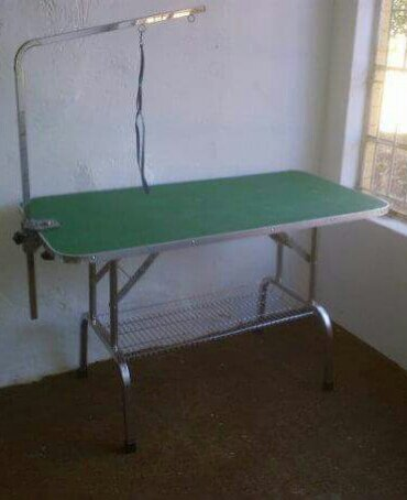 large grooming table for sale