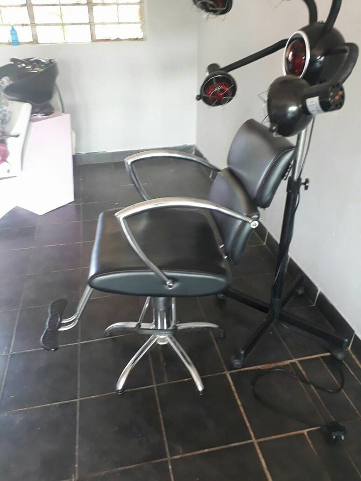 Infra red salon lig