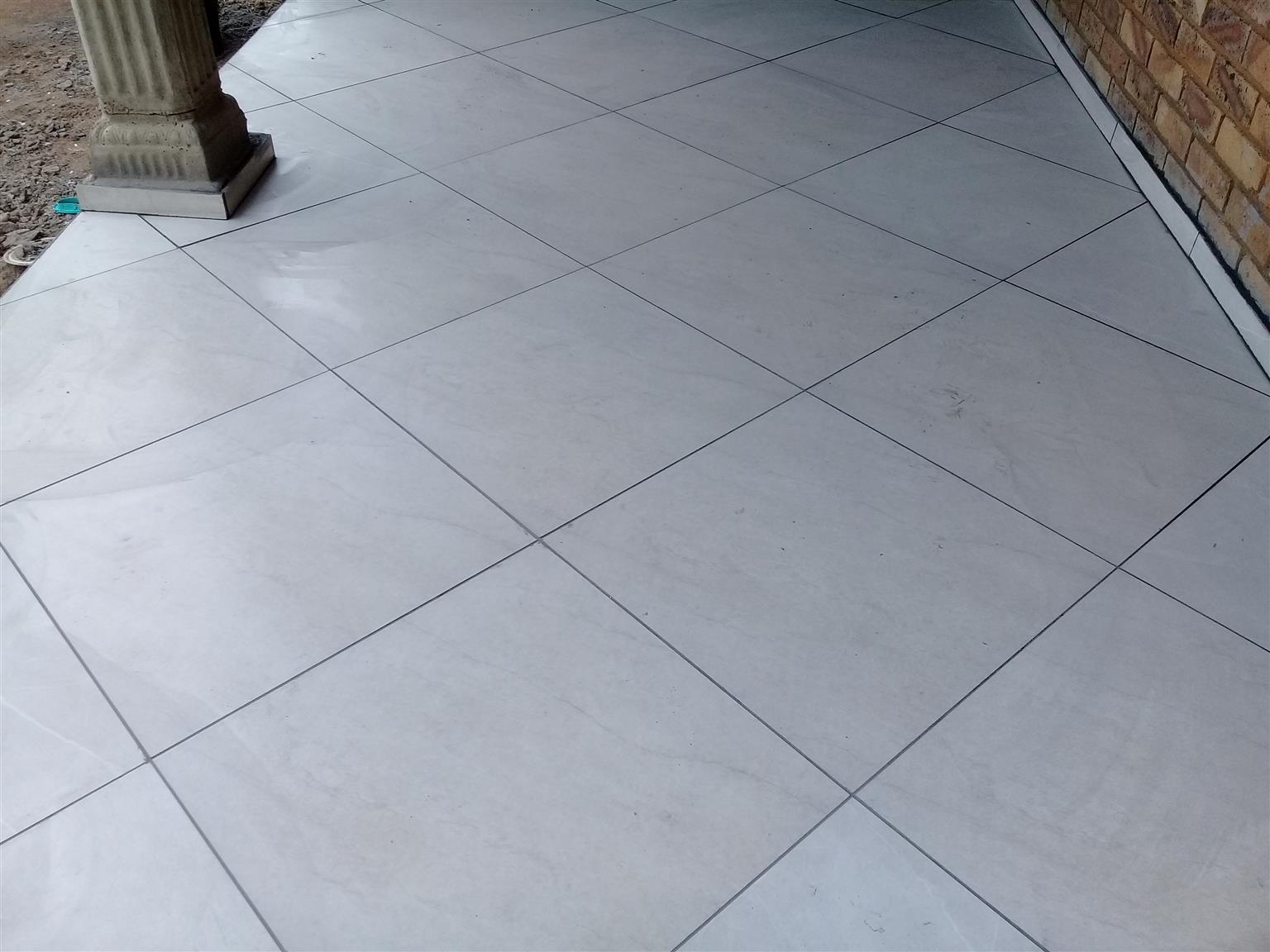 Tile fitting