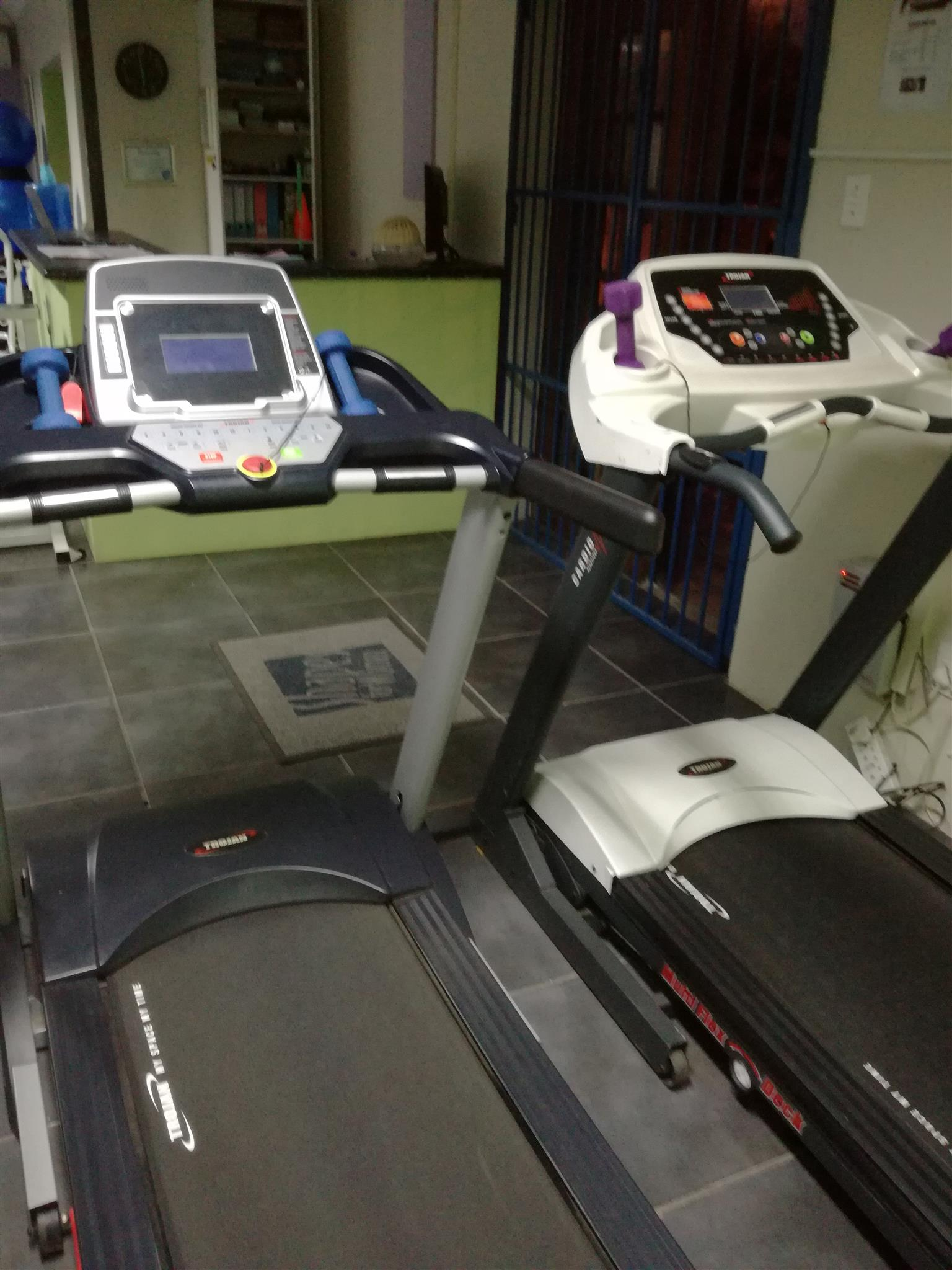 Small ladies gym for sale