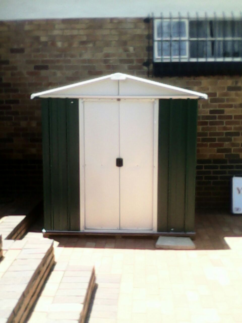 Garden sheds delivered countrywide. From R5495