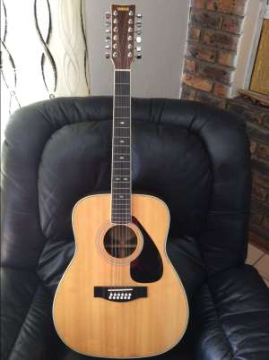 Yamaha FG512ii 12 String Guitar