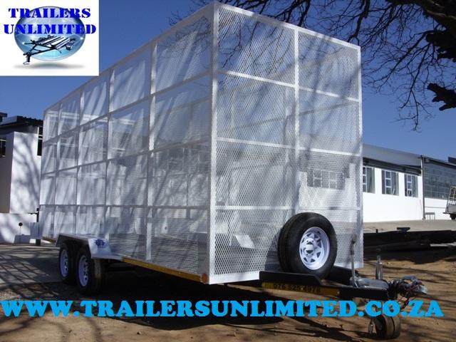 Utility Trailer 6000 x 2400 x 2400