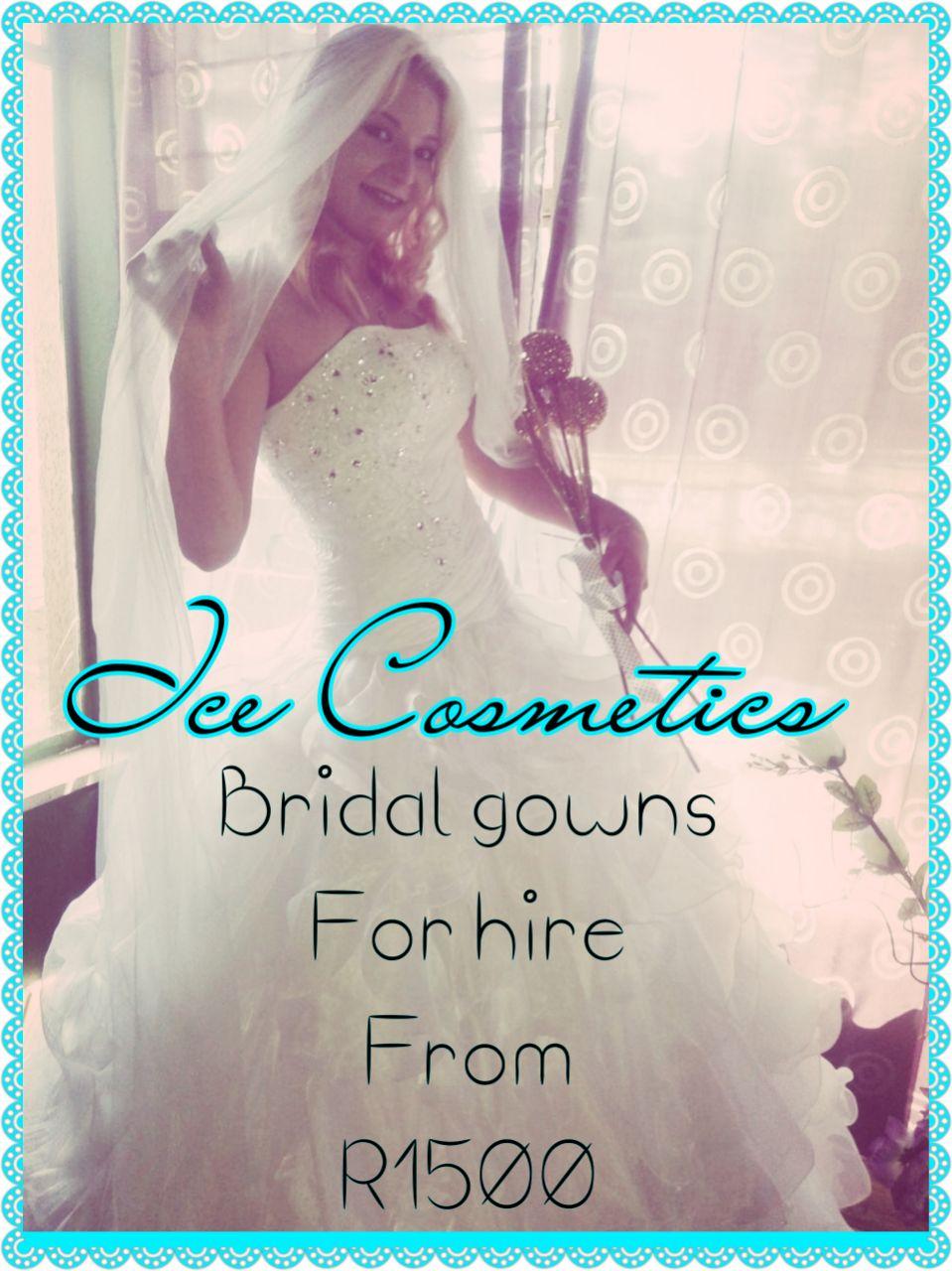 Brand New Beautiful Wedding Gown Rentals in Randfontein R950