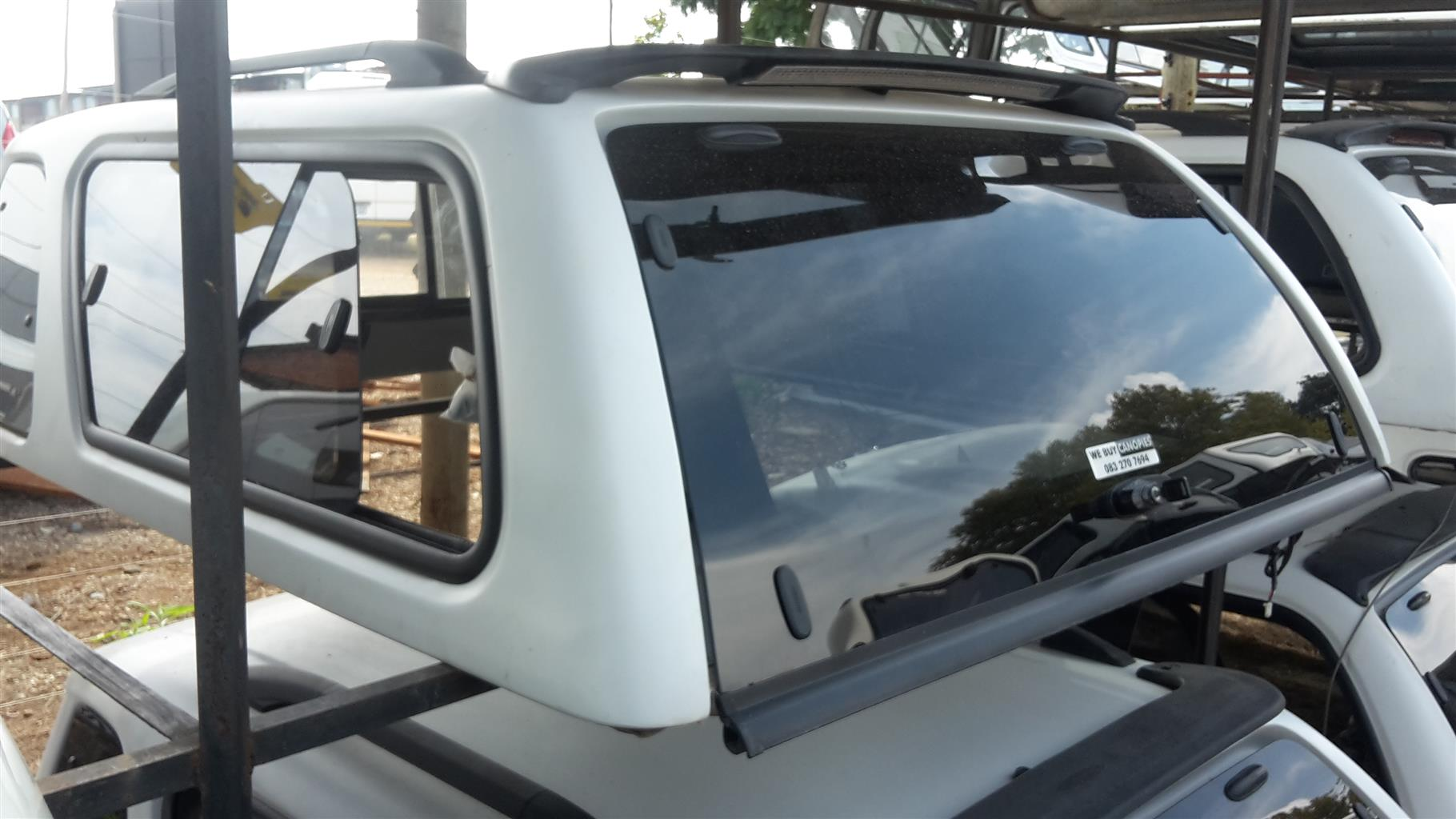 T6 Double cab Carry boy Canopy & carry boy canopy in All Ads in South Africa | Junk Mail