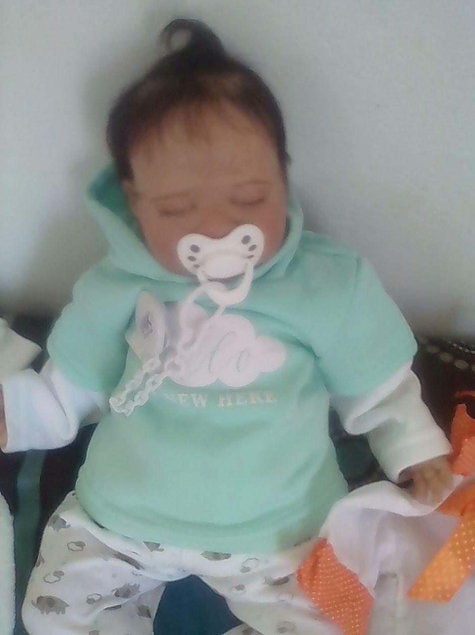 New Life Like Baby born Doll
