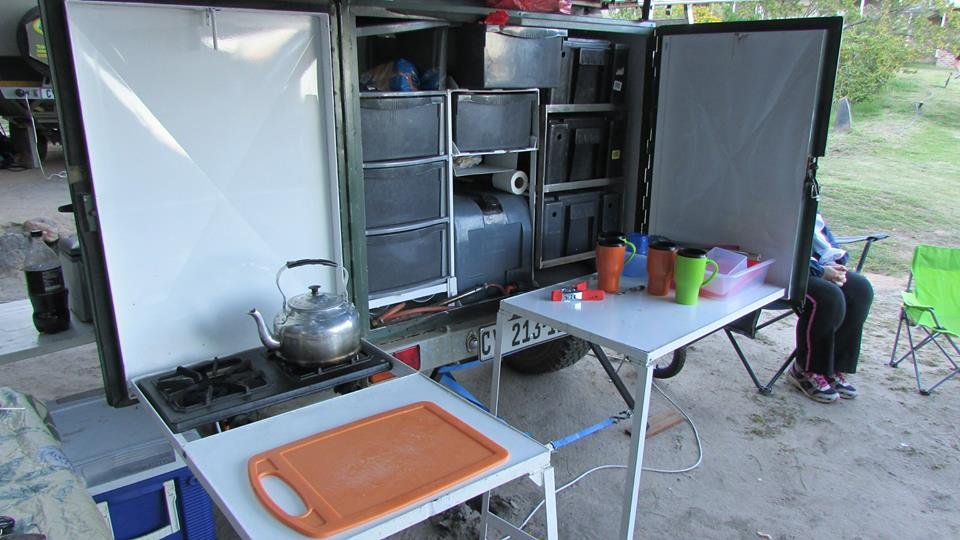 4x4 Camping trailer sale or swop