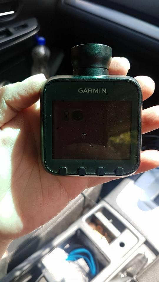 garmin nuvi 2597 and garmin dashcam 10