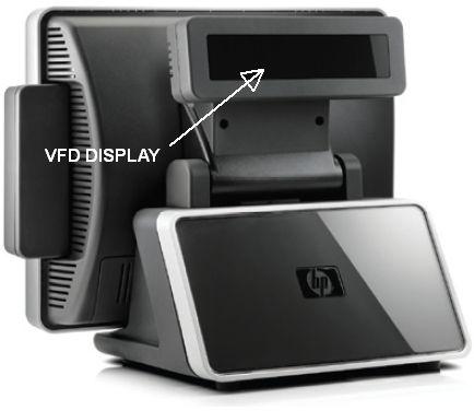 HP ap5000 POS Terminal (New)