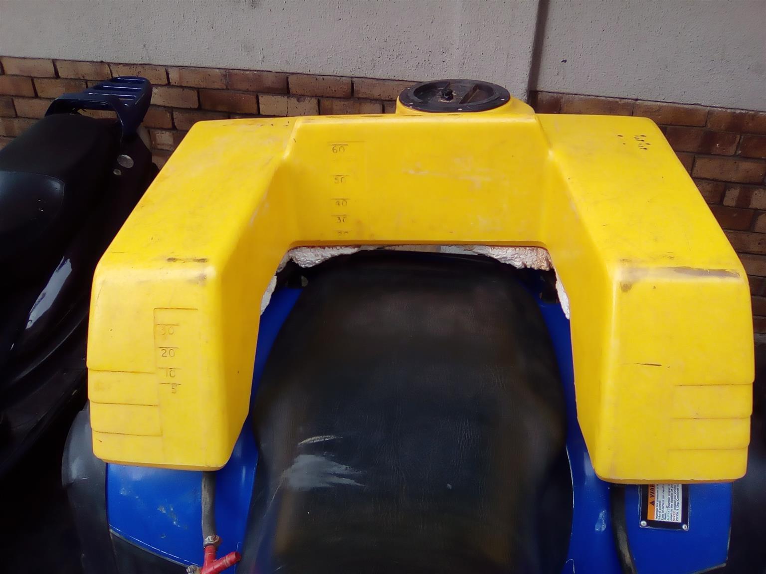 spray- Rider Tank