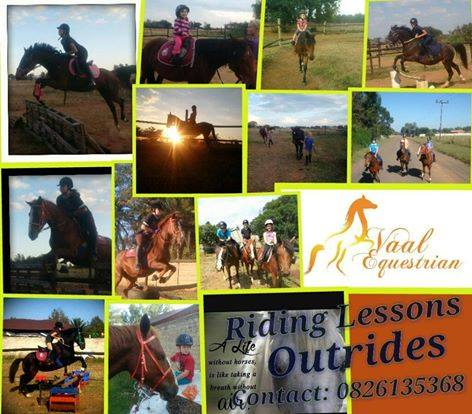 Horse Riding & Stabling in Vaal