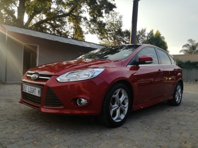 2013 Ford Focus hatch 2.0 Sport