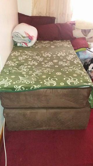 1 x 3 quarter bed