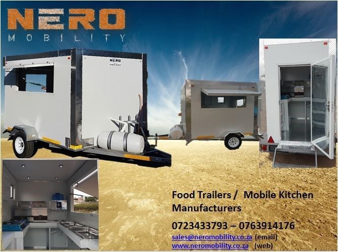 Mobile Kitchens / Fo