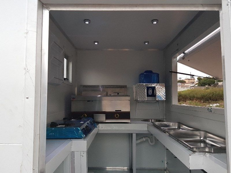 Mobile Kitchens Food Trailers For Sale