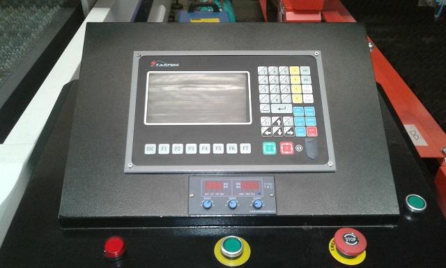 C N C Plasma Profile cutter