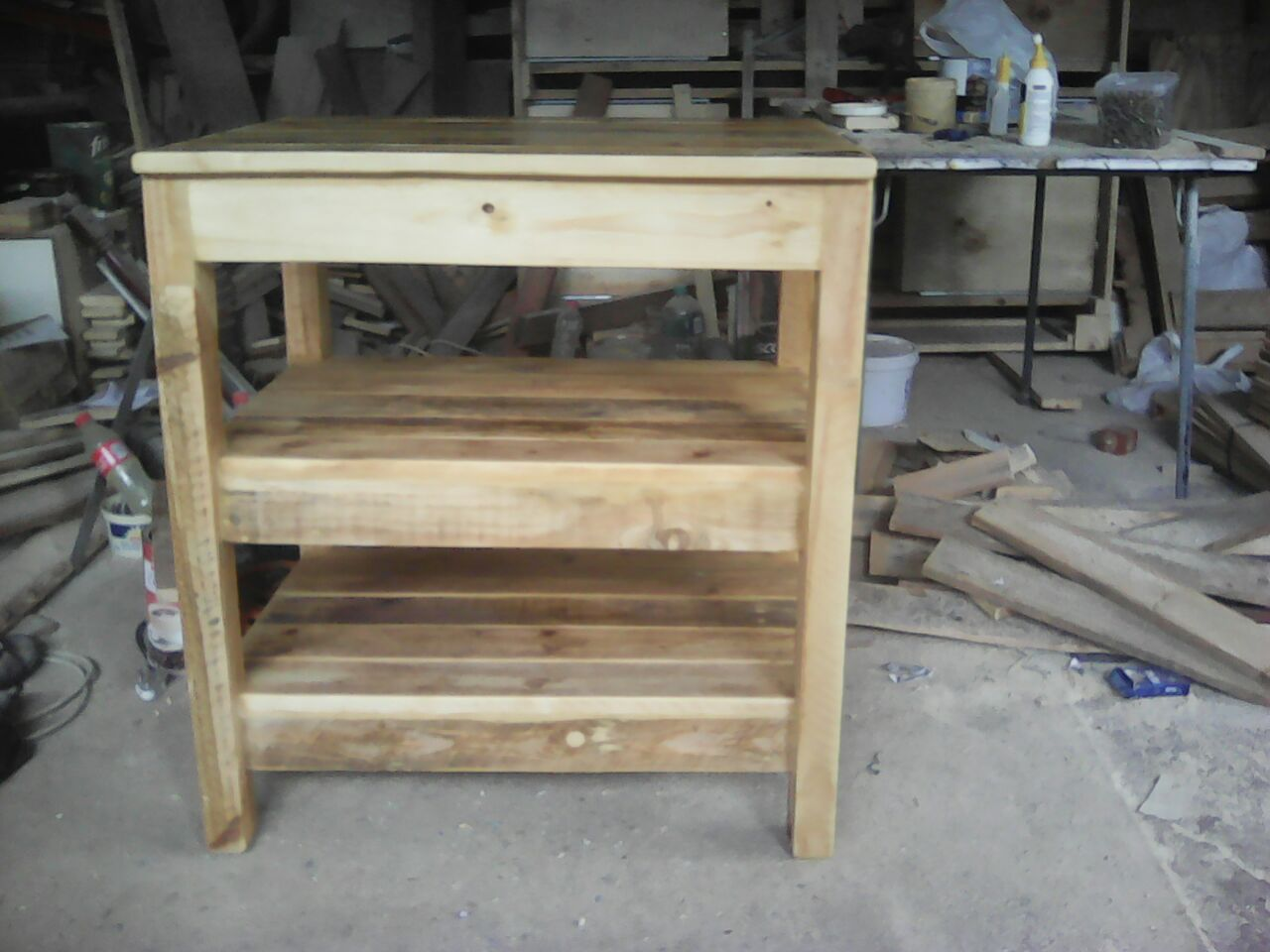 Oregon Pine Furniture
