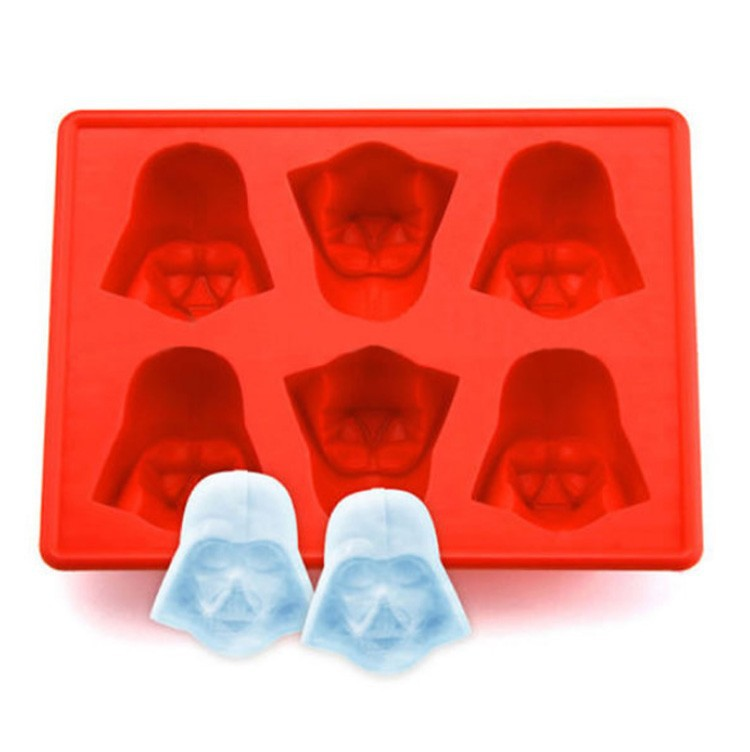 Star Wars Darth Vader Ice Cube or Chocolate Mould
