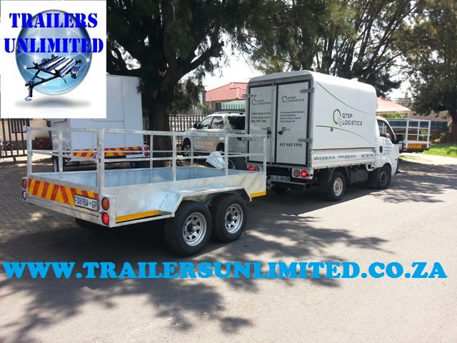 TU TRAILERS UTILITY TO PERFECTION.