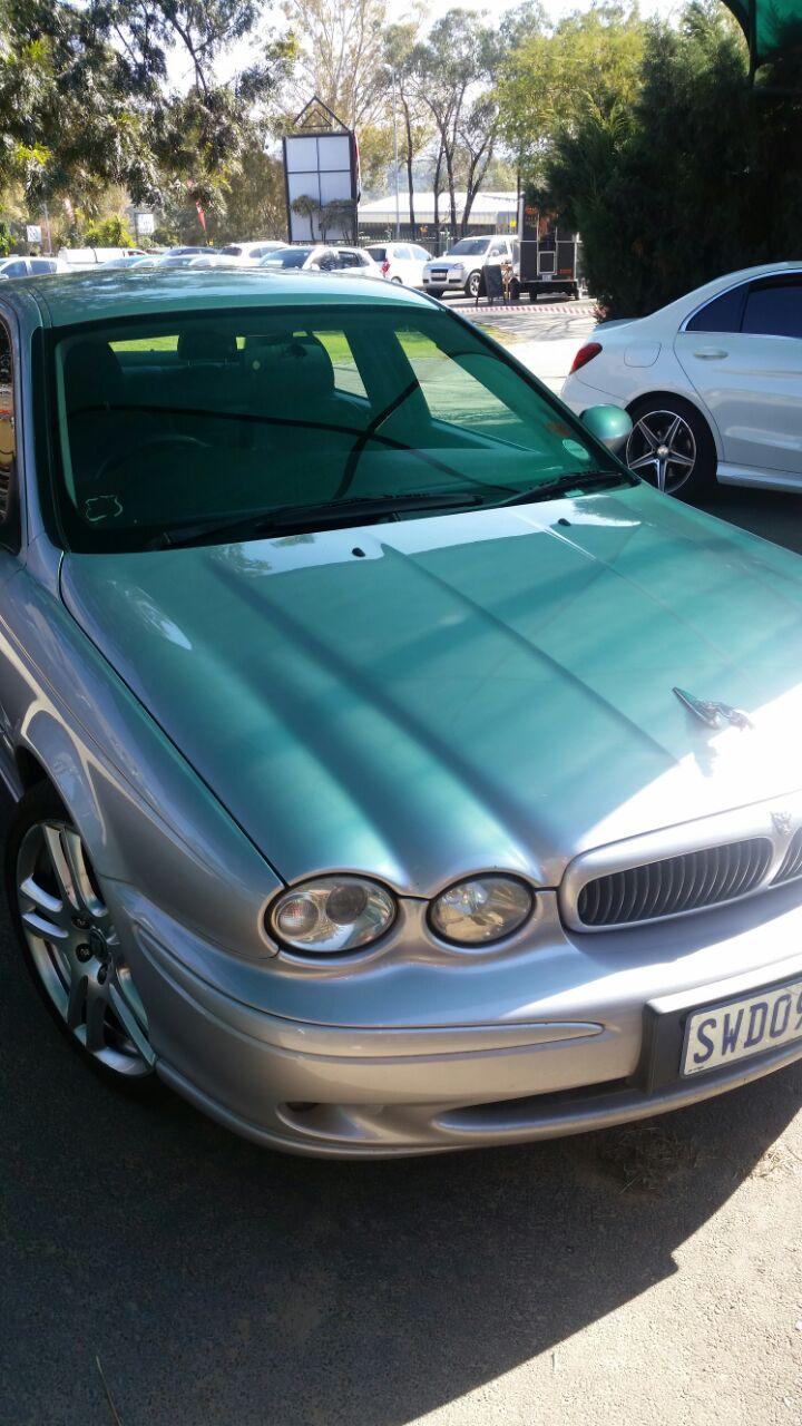 2004 Jaguar X Type