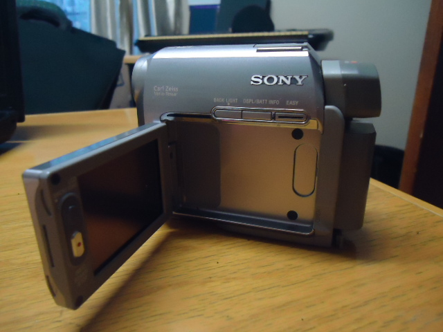 MY SONY VIDEO CAMERA + DATA PROJECTOR FOR YOUR TUBA