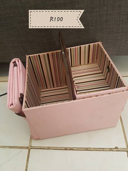 Pink container box for sale