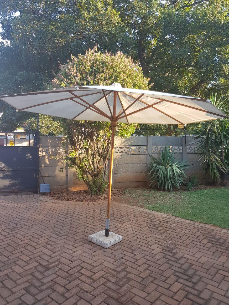 Cabana Shade Patio Umbrella