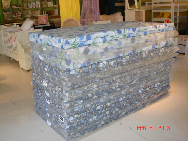Caravan Foam Mattresses - Cape Town Cycle Tour Bargains