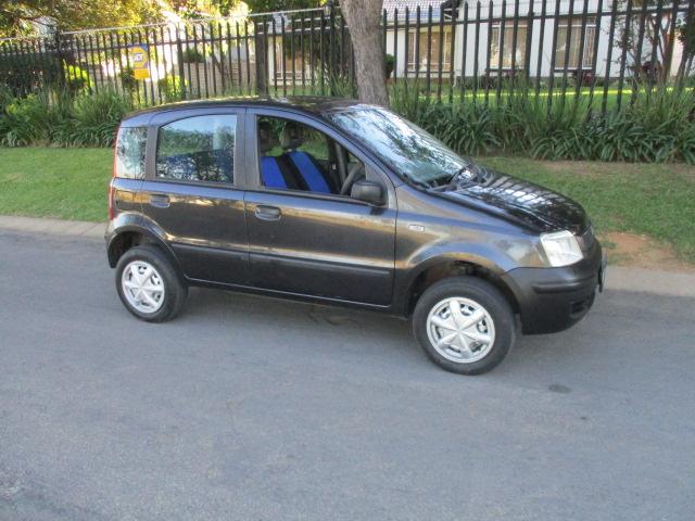 2005 Fiat Panda 1.2 4x4 Climbing