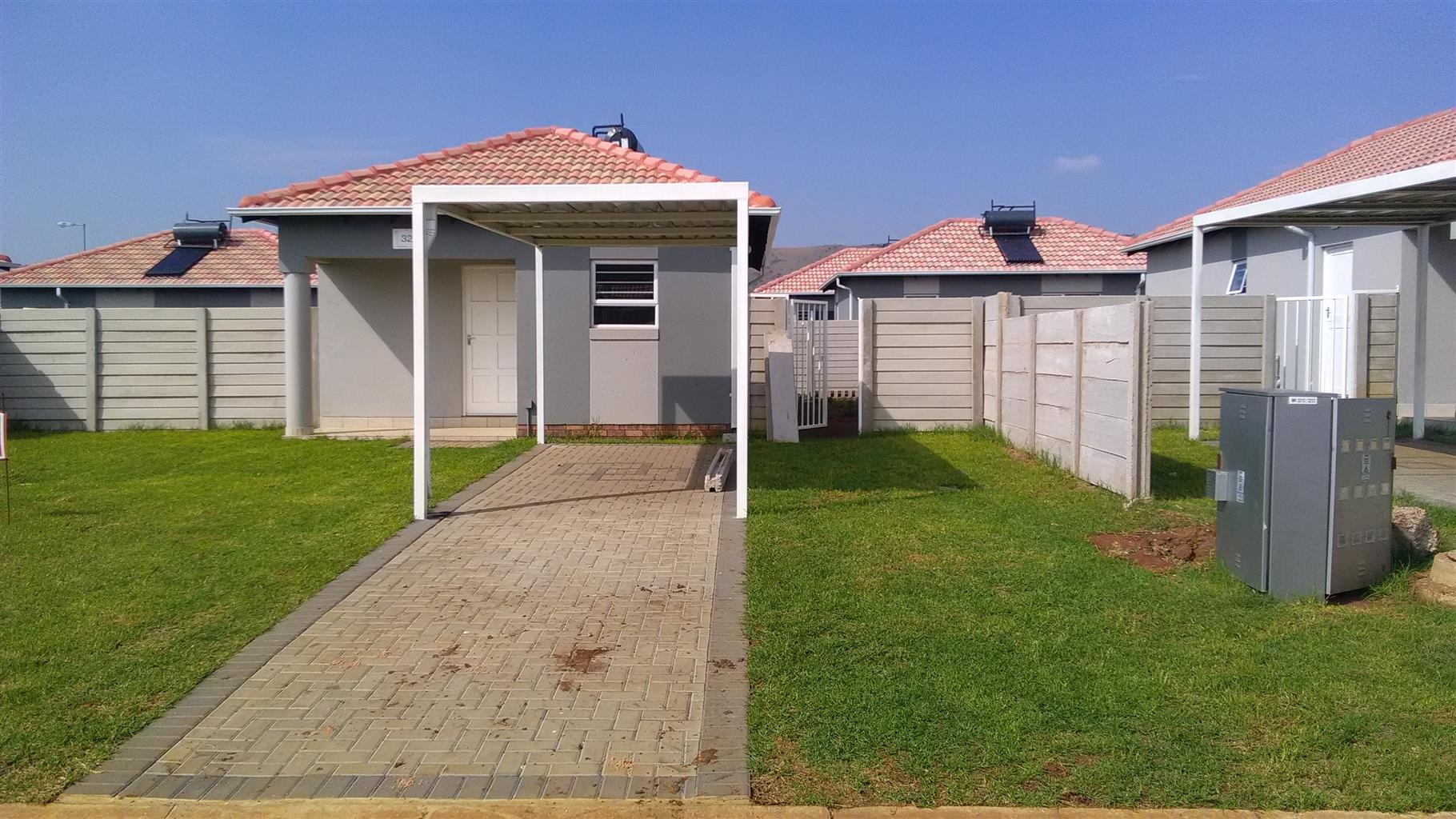 Units for sale in the popular suburb Kirkney Estate in Pretoria West.