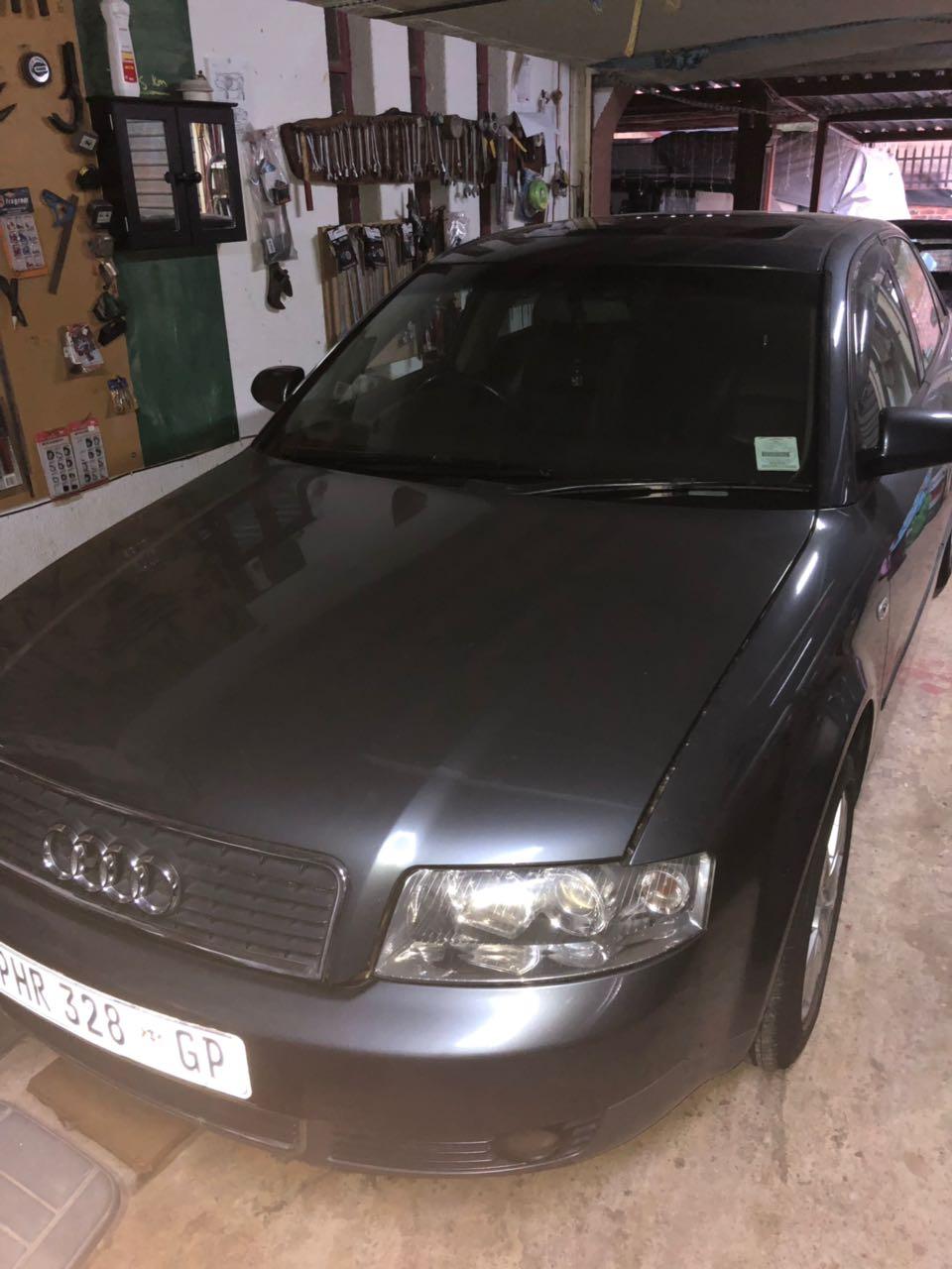2004 Audi A4 | Junk Mail