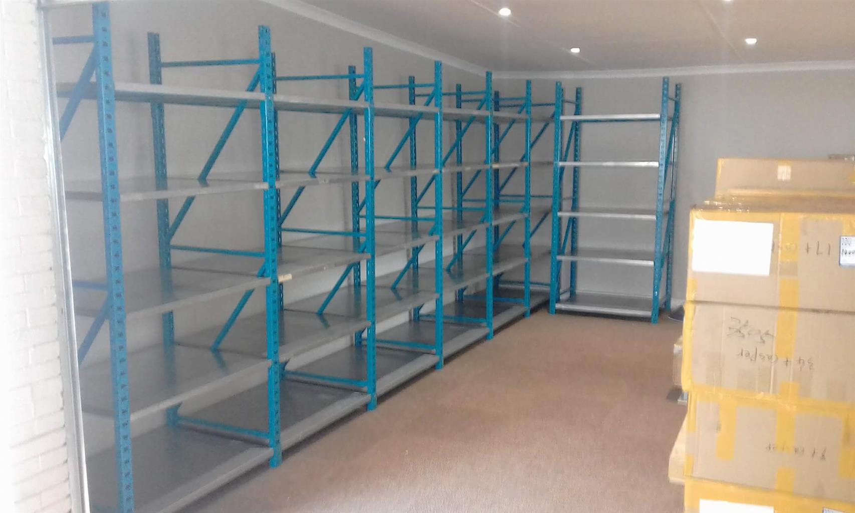 office storage steel racking shelving solutions home office business