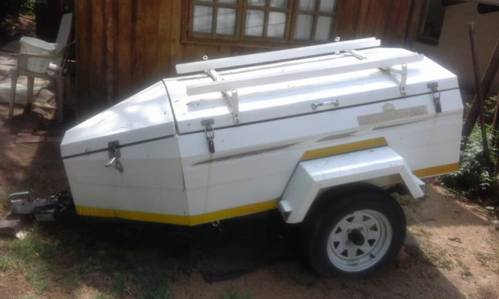 5ft campmaster trailer