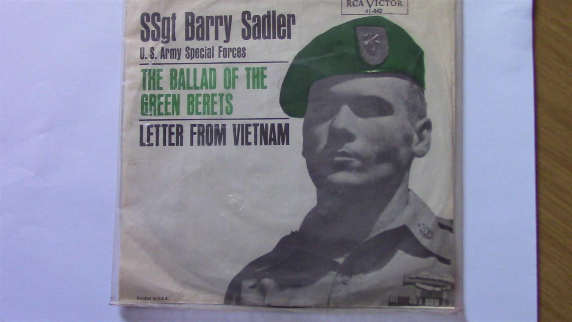 Rare Vinyl Seven Singles (71 - 82)
