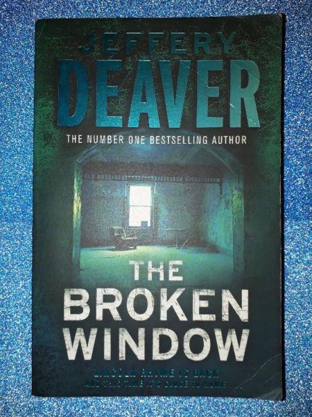 The Broken Window - Jeffery Deaver - Lincoln Rhyme #8.