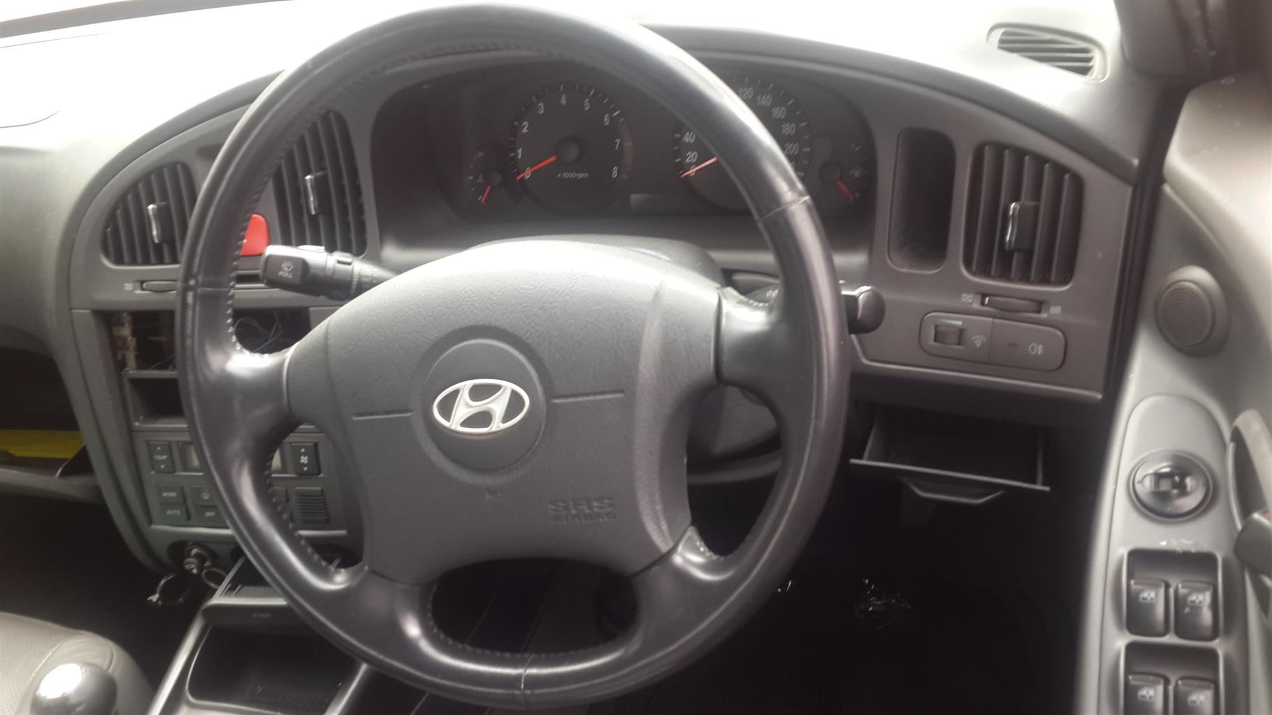 Hyundai Elantra J4 Spares Available