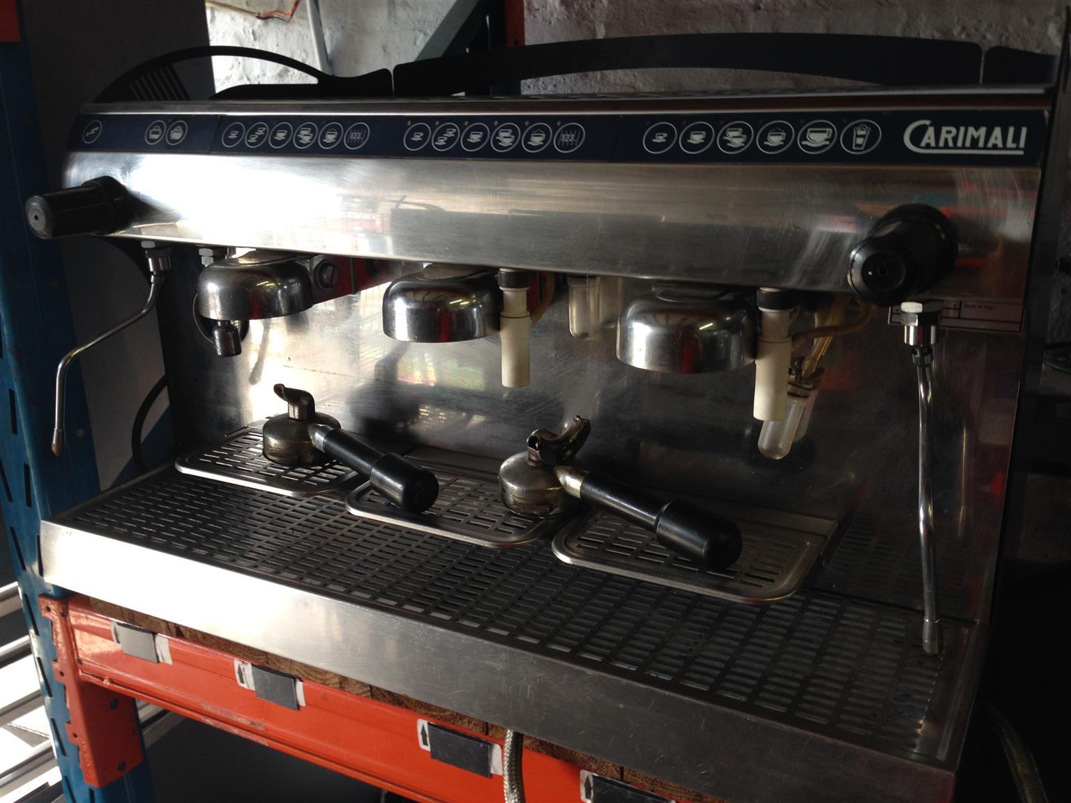 Carimali coffee machine